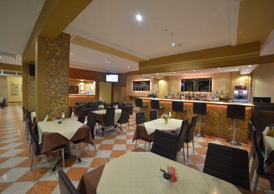 Angelina Hotel - Sidari - Corfu - Bar area