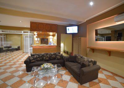 Angelina Hotel - Sidari - Corfu - Lobby Area