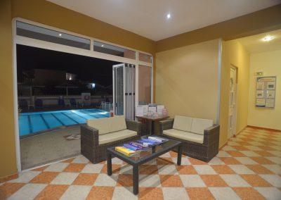 Angelina Hotel - Sidari - Corfu - Meeting Area