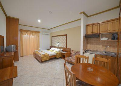 Angelina Hotel - Sidari - Corfu - standard DBL Sudio