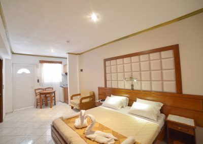 Angelina Hotel - Sidari - Corfu - standard DBL studio